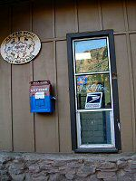 The Supai Post Office