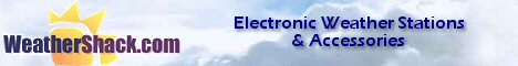 Electronic Weather Stations & Accessories